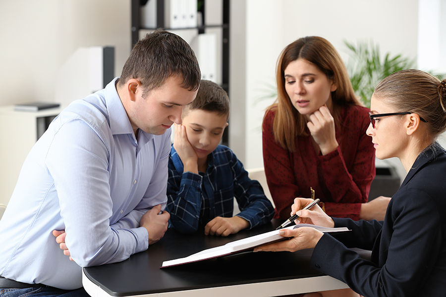 Child Custody Schedules
