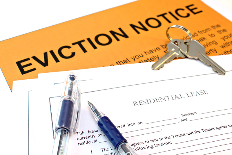 Dealing With an Eviction in Utah