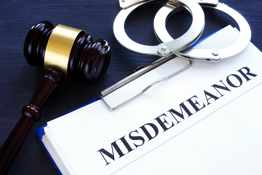 Do You Really Need a Lawyer for a Misdemeanor Charge?