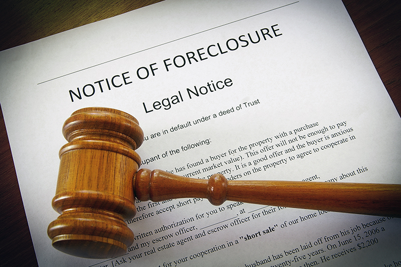 In Foreclosure? How Federal Laws May Help