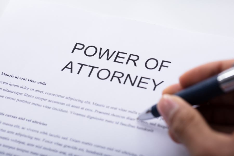 What Does It Really Mean to Hold Power of Attorney?