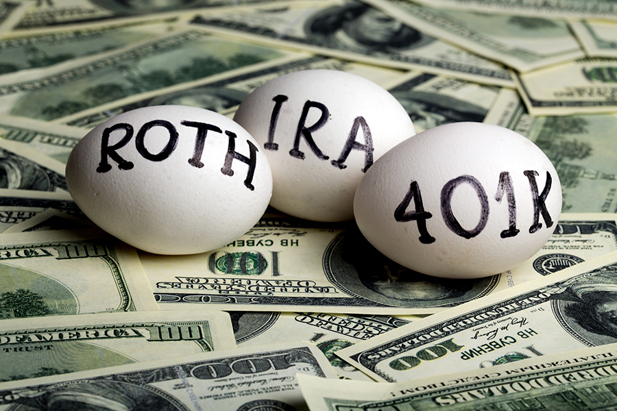 What Happens When You Inherit an IRA from Your Spouse?