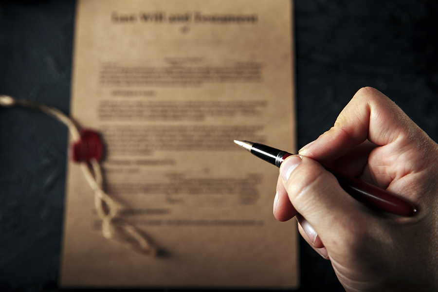 Why You May Need a Death Certificate When Administering an Estate